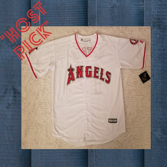new arrival b3c27 3faef Shohei Ohtani Los Angeles Angels #17 Jersey Boutique